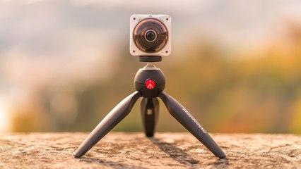 Test de la caméra 360 Pixpro 4KVR360