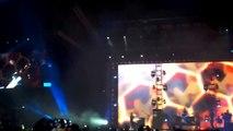 Muse - Feeling Good, Indoor Stadium, Singapore  9/26/2015