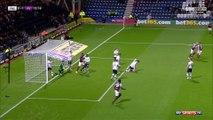 0-1 Goal England  Championship - 01.11.2017 Preston NE 0-1 Aston Villa