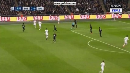 Dele Alli Goal HD - Tottenham 1-0 Real Madrid 01.11.2017