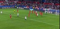 Sevilla 1 - 0  Spartak Moscow 01/10/2017 Clement Lenglet Super Goal 30' Champions League HD Full Screen .