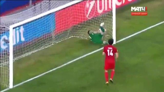 Clement Lenglet Goal 1-0 Sevilla vs Spartak Moscow 01.11.2017