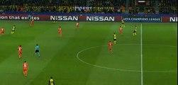 Dortmund 1 - 1 APOEL 01/10/2017 Mickael Pote Super Goal 52' Champions League HD Full Screen .