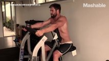 Chris Hemsworth's 'Thor' workout will put yours to shame