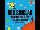 Bob Sinclar Vs. Graig David - let's Dance - World Hold on