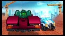 LEGO City My City 2 - New Classic Police Update feat. Chase McCain From Lego City UNDERCOVER