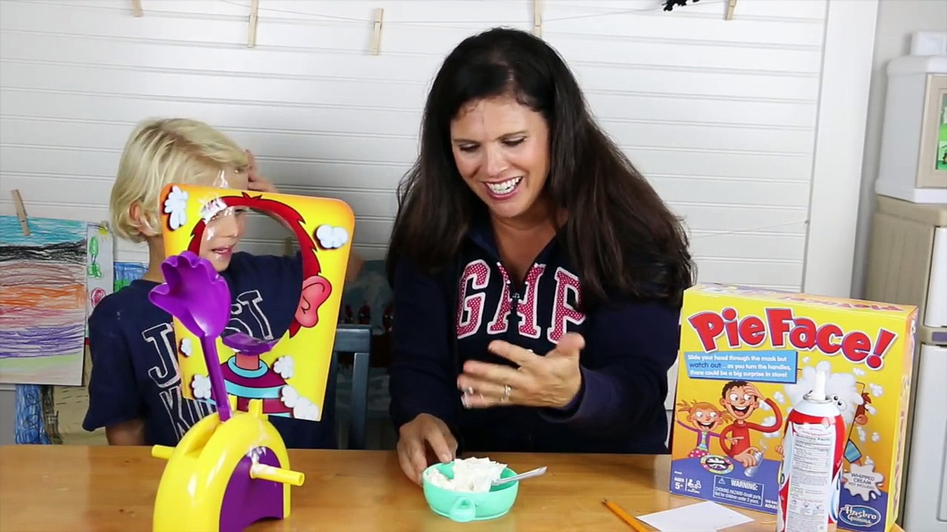Pie Face - Funniest Game for Kids Ever- HOT HOLIDAY TOY!
