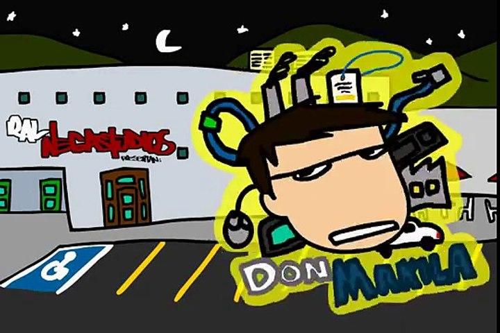 NEGAS Y DONMAKILA - 02 - Don Fosi