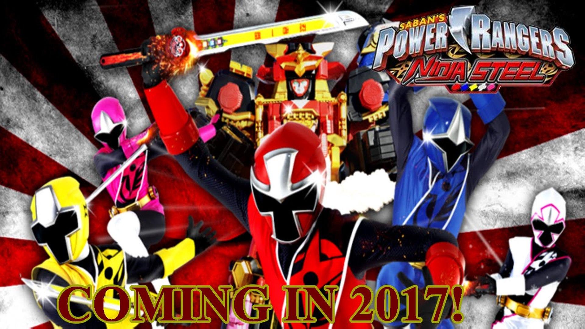 Power Rangers Ninja Steel (2017) Episode 19 English Sub