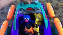 SESEME STREET Fisher Price Boat and Explore the LAKE for Snails!-4TNS8ClYNTU