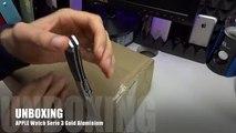APPLE Watch Series 3 Gold UNBOXING & Vergleich zur 1.Generation Apple Watch