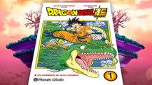 El tomo manga de Dragon Ball Super y el anime cómic de Freezer