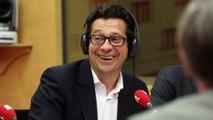 """Laurent Gerra imitant Éric Ciotti : """"Tout le monde sait que les chômeurs se la coulent douce"""""""