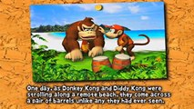 Donkey Konga: DK & Diddy Hungarian Dance No. 5 in G Minor HD