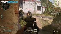 Gameplay Call of Duty WWII Modo Multijugador