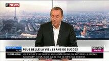 """Morandini Live - Laurent Kerusoré, acteur de """"Plus belle la vie"""": """"Non, je ne quitte pas Marseille !"""" - Regardez"""