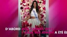 Miss France 2018 : Portrait de Julia Sidi Atman, Miss Côte d'Azur 2017 !