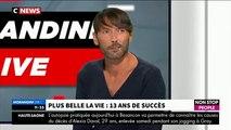 """Laurent Kerusoré, acteur de """"Plus belle la vie"""" : """"Non, je ne quitte pas Marseille !"""""""