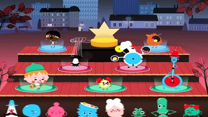 TOCA BOCA BAND | MUSIC APP FOR KIDS | TOCA BAND APP REVIEW | FULL GAME PLAY | HD