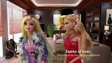 Junto al mar Ep. 34 - La petición de un hermano - Novela juvenil con juguetes y muñecas Barbie