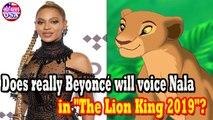 Cast of the lion king 2019 | The Lion King 2019 release date, cast including Beyoncé