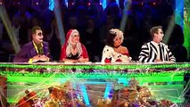 As Seen on Strictly Halloween Week - Strictly Come Dancing 2017