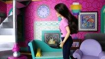 Barbie Completo: A guerra para dar banho nos cachorros - Novela da Barbie em Portugues Dublado