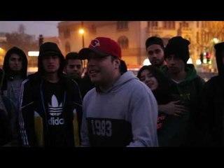 Pandillas Gold 2017 / #7 / Silencio - Rash - Bass MC vs Elemental - Hendoka - Dego