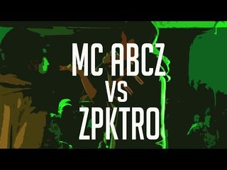 BDM VOL. 10 - 2017 / 4tos / MC Abcz vs Zpktro