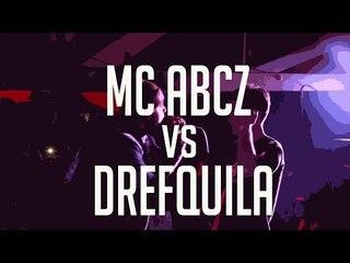 BDM VOL. 10 - 2017 / Semifinal / Drefquila vs MC Abcz