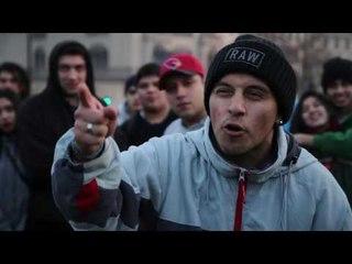 Pandillas Gold 2017 / #3 / Elemental - Hendoka - Dego vs Silencio - Rash - Bass MC