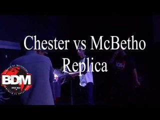 Chester vs McBetho BDM USA Eliminatoria Los Angeles Ca 20 May 2017