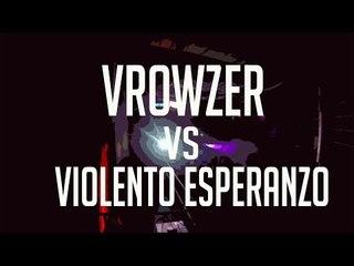 BDM Viña del mar 2017 /4tos / Vrowzer vs Violento esperanzo