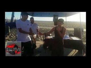 Drefquila show callejero Los angeles California BDM USA (PARTE 2)
