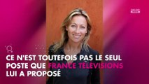 Anne-Sophie Lapix bientôt à la tête de l'Emission politique ? Elle se confie