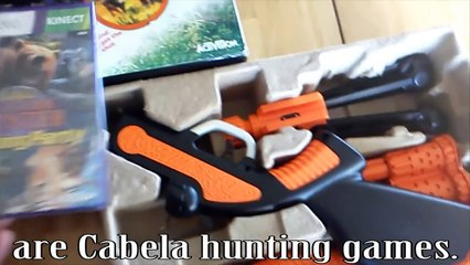 SHOOT DODGE KICK DUCK Cabelas Big Game Hunter Hunting Party