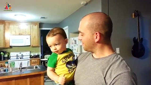 Babies Reion When Daddy Comes Home Compilation #6