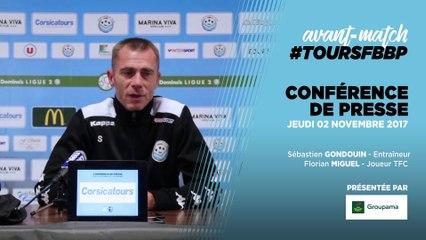 J14 - Avant-match / Tours FC - FBBP 01