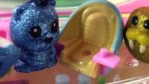 LPS Squinkies Jet Party Airplane Littlest Pet Shop Teensies Part 1 of 2 Video Series Cookieswirlc