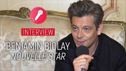 """Benjamin Biolay, juré de Nouvelle Star : """"Mon image n'est pas bonne, j'en suis conscient"""""""