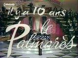 Mardi 5 décembre prochain, TV Melody rediffusera Ring Parade, spécial 10 ans de Palmarès des chansons pour une semaine s