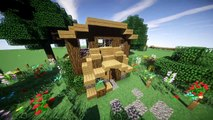 Minecraft: pe & pc & console 6x5 best survival modern house