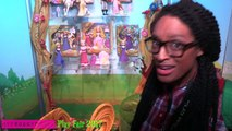 Unbox Daily: Toy Fair 2017 - Hasbro ALL NEW Disney Princesses - Review - 4K