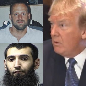 Watch how Trump responds to American-born suspects and foreign-born suspects [Mic Archives]