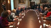 EUA: guerra pelo corte de impostos chega ao Congresso