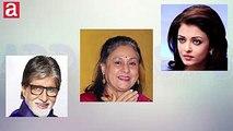 అమితాబ్ అప్పు చేసారు Amitabh Bachchan Taking Money From Aishwarya Rai Add Gossips