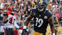 Porn Star Mia Khalifa Gets CURVED by Steelers Rookie JuJu Smith-Schuster I'm Young, Not Stupid!