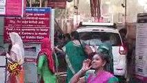 Aishwarya Rai Bachchan Takes Blessings At Siddhivinayak On Her Birthday