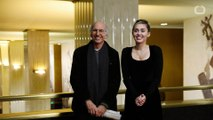 Larry David Reunites With Miley Cyrus In A Very 'Curb' 'SNL' Promo