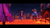 -The Land of the Dead- Clip - Disney Pixar's Coco